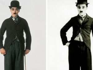 20 Actors Vs. Historic People They Played In Films